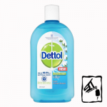 Dettol dezinfectant 1