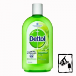 Dettol dezinfectant 2