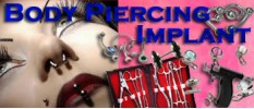 Body Piercing - Implant