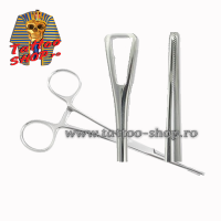 Forceps Pennington mini 1