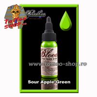 Bloodline - Sour Apple Green
