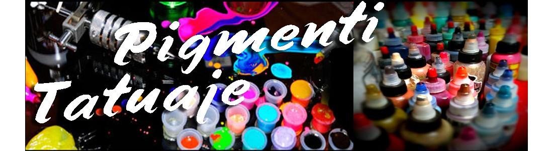 Pigmenti tatuaje