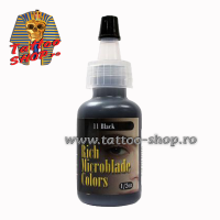 Rich Microblade - Black 8ml.