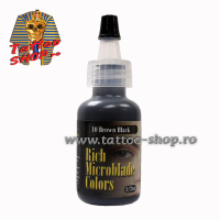 Rich Microblade - Brown Black 8ml.