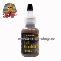 Rich Microblade - Brown R/P 15ml.
